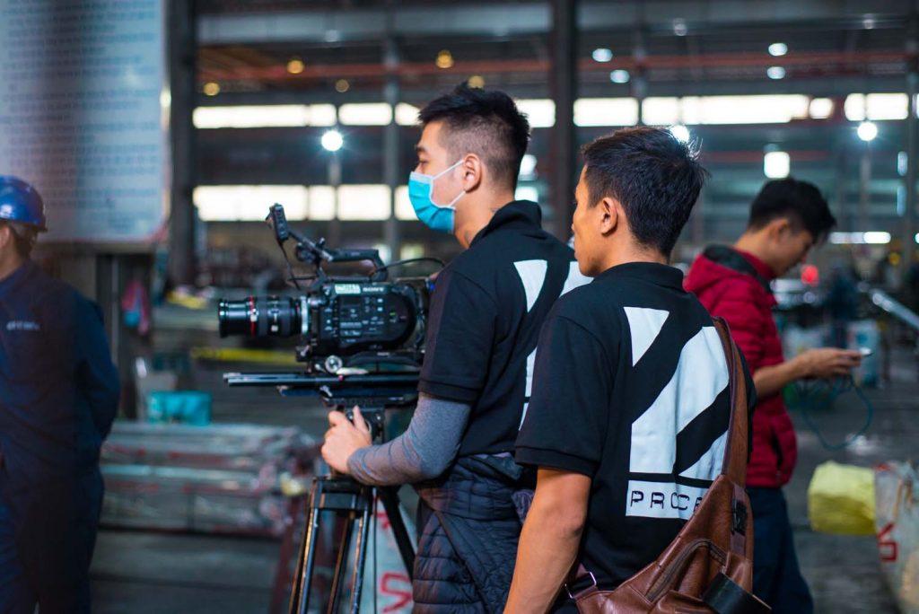 Sản xuất phim – Zproducer