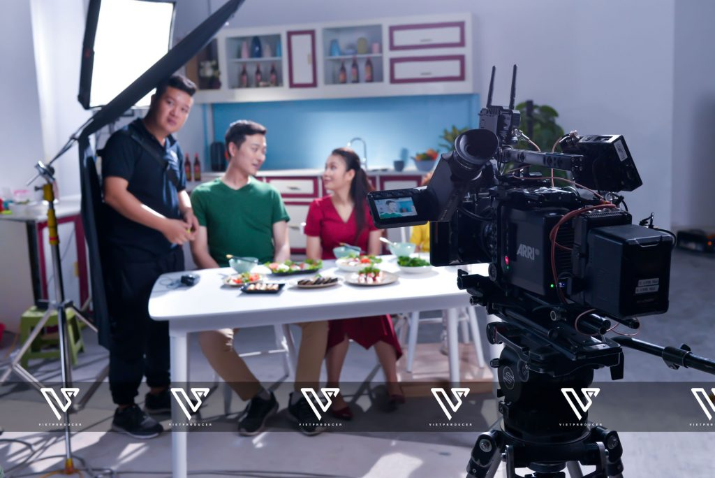 Sản xuất Phim – Việt Producer