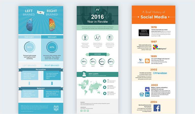 25 thống kê cho thấy doanh nghiệp nên tạo Infographics cho nội dung tiếp thị